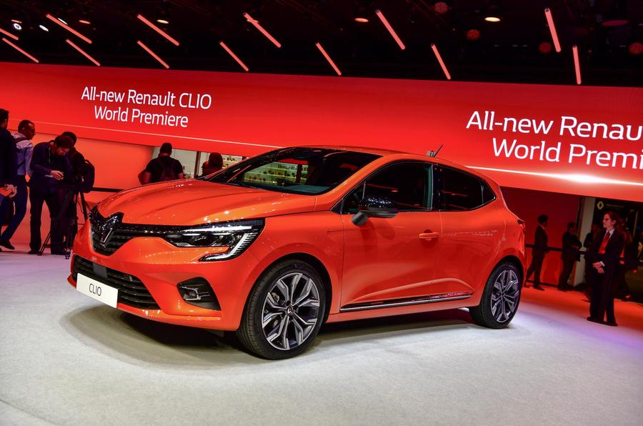 All-new Renault Clio: UK prices for advanced supermini revealed