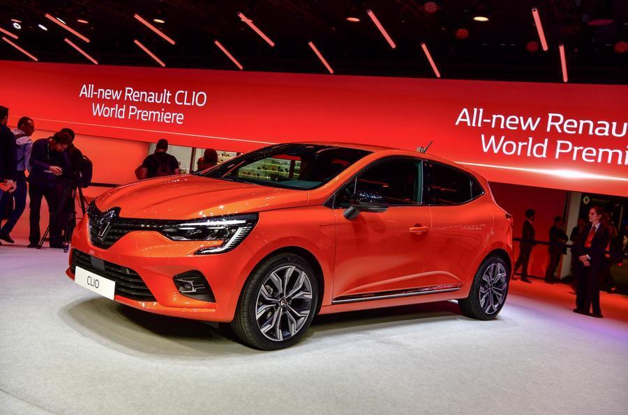 2019 Geneva motor show - Renault Clio