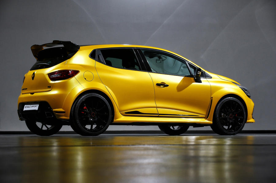 extreme renault clio rs16 confirmed for monaco gp debut autocar. Black Bedroom Furniture Sets. Home Design Ideas