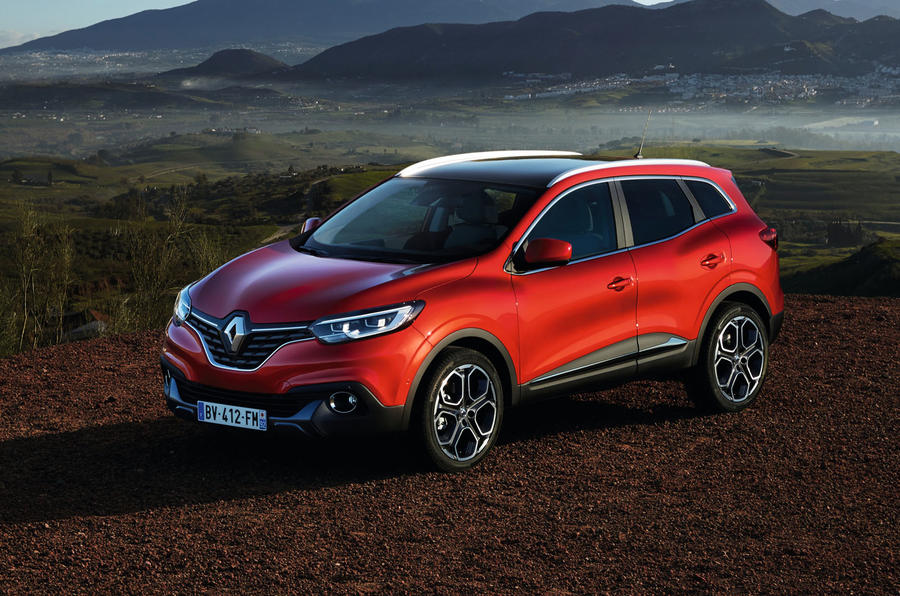 2015 renault kadjar suv full details and exclusive studio. Black Bedroom Furniture Sets. Home Design Ideas