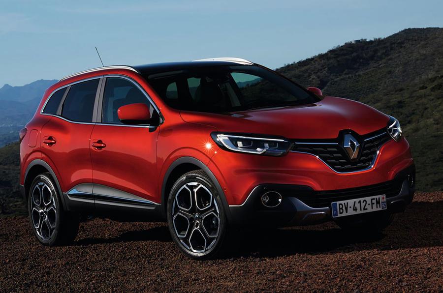 Cost Of Renault Kadjar >> 2015 Renault Kadjar SUV - pricing and on-sale dates | Autocar