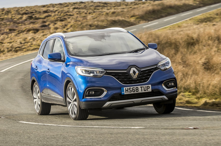 Renault Kadjar S Edition TCe 140 2019 UK review | Autocar