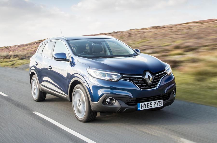 £22,395 Renault Kadjar