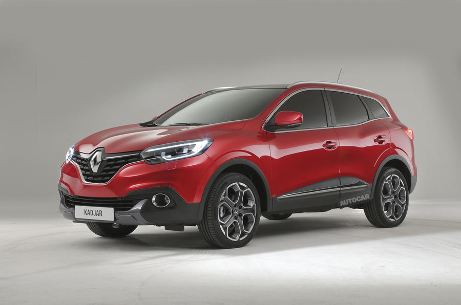Cost Of Renault Kadjar >> 2015 Renault Kadjar SUV - pricing and on-sale dates | Autocar