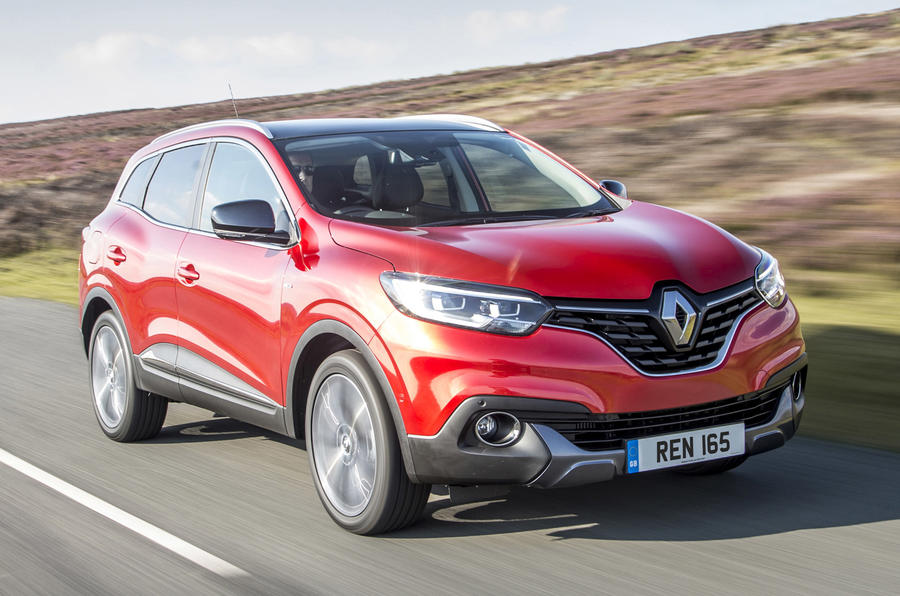 Renault Kadjar gets new 165bhp engine and CVT gearbox option