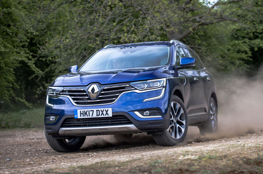 renault koleos 2 0 dci 175 awd x tronic 2017 review autocar. Black Bedroom Furniture Sets. Home Design Ideas