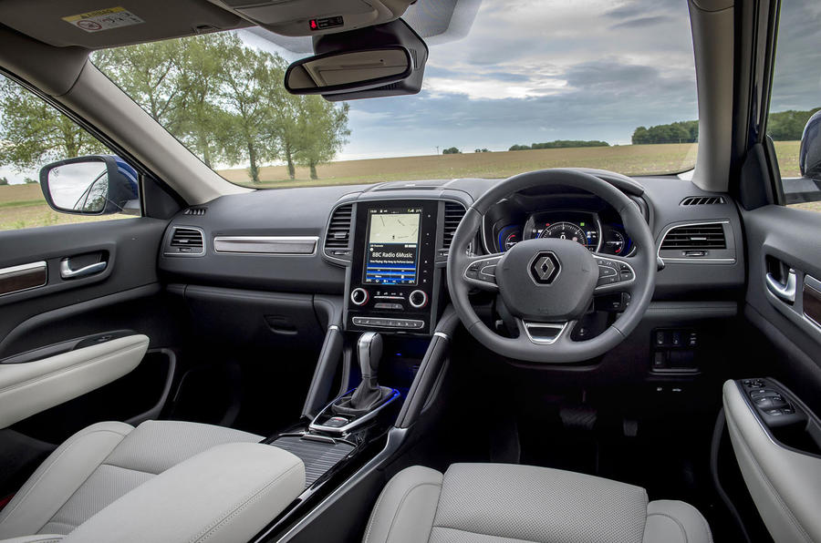 Renault Koleos 2.0 dCi 175 AWD X-Tronic 2017 review | Autocar