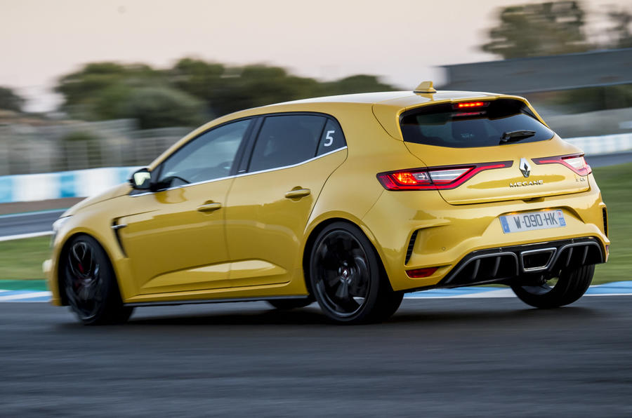 Renault Mégane RS rear