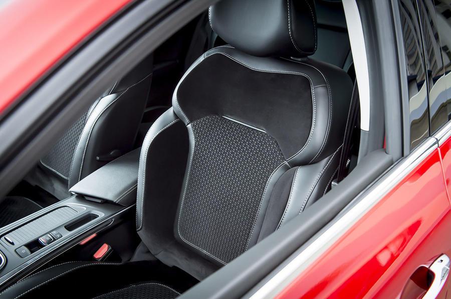 Renault Megané Sport Tourer seats