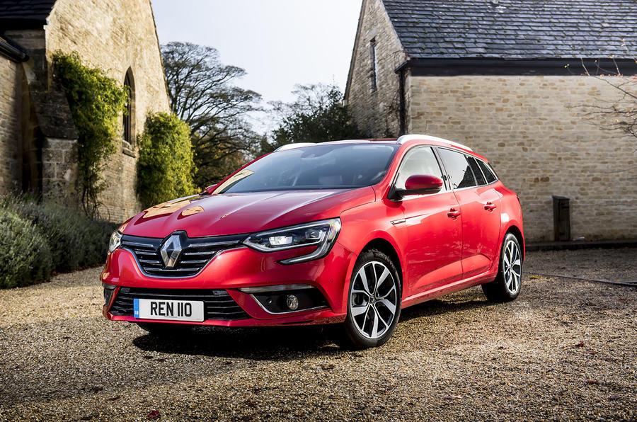 3.5 star Renault Megané ST
