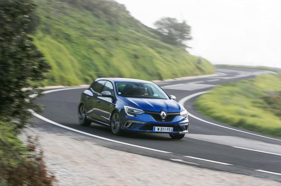 £25,000 Renault Megane GT