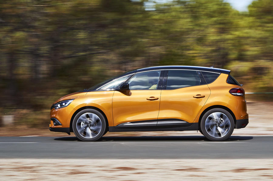 Renault Scenic - 2016 Geneva Motor Show LIVE