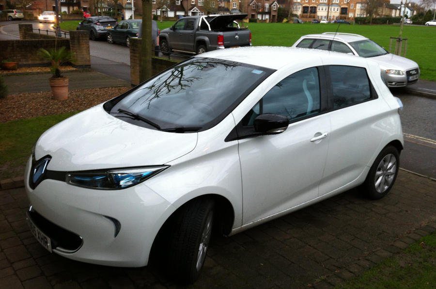 Buying a Renault Zoe