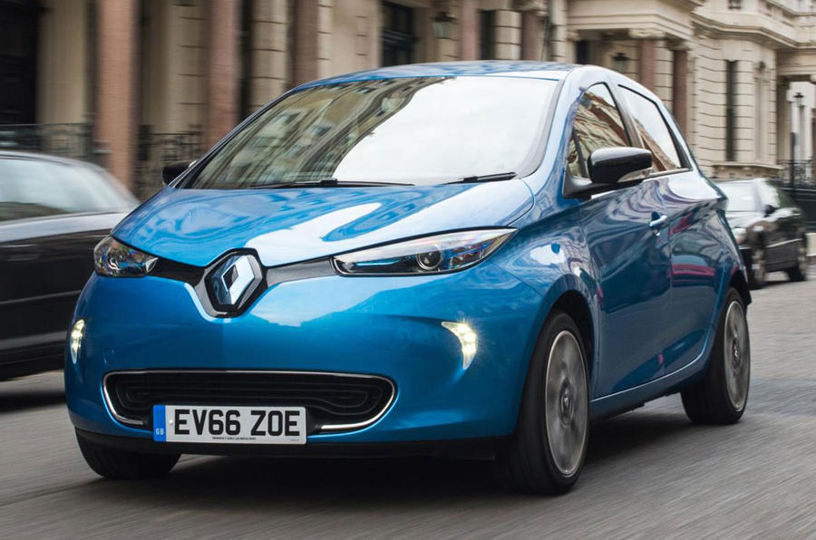 Renault bids to boost EV sustainability with new smart charging company