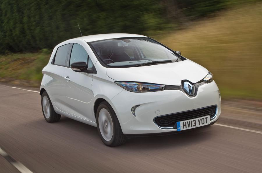 Life with a Renault Zoe
