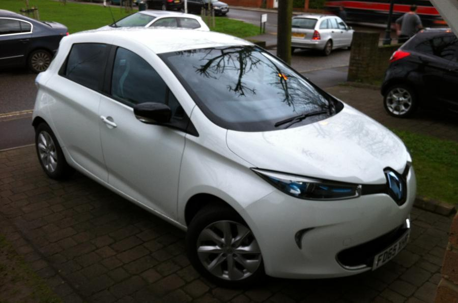 living with a renault zoe will we lease another one autocar. Black Bedroom Furniture Sets. Home Design Ideas