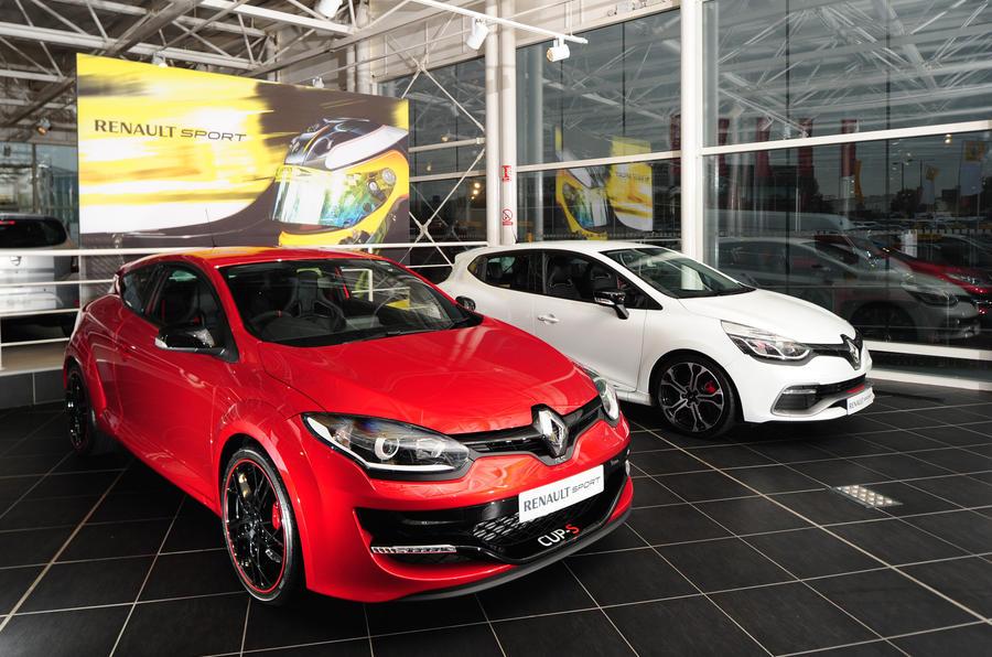 Renault Renaultsport specific dealership