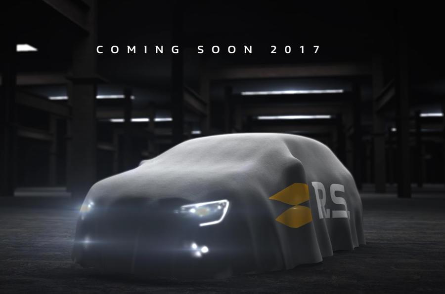 2018 Renault Mégane RS