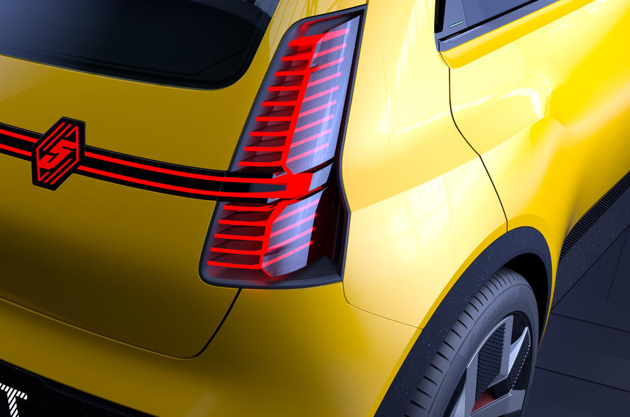 Renault 5 Prototype official images