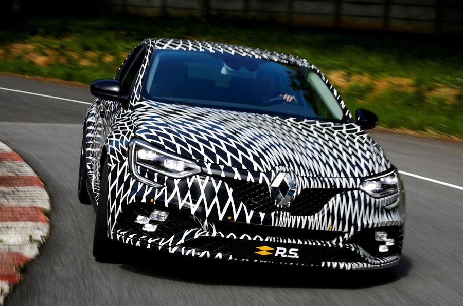 New 2017 Renaultsport Megane to debut at Monaco GP this week
