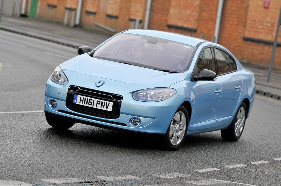 Renault Fluence EV