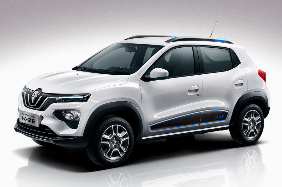 2019 Renault K-ZE Chinese Electric SUV