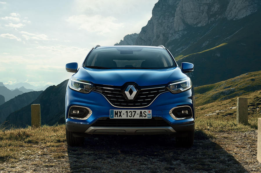 facelifted renault kadjar gets revised engine lineup autocar. Black Bedroom Furniture Sets. Home Design Ideas