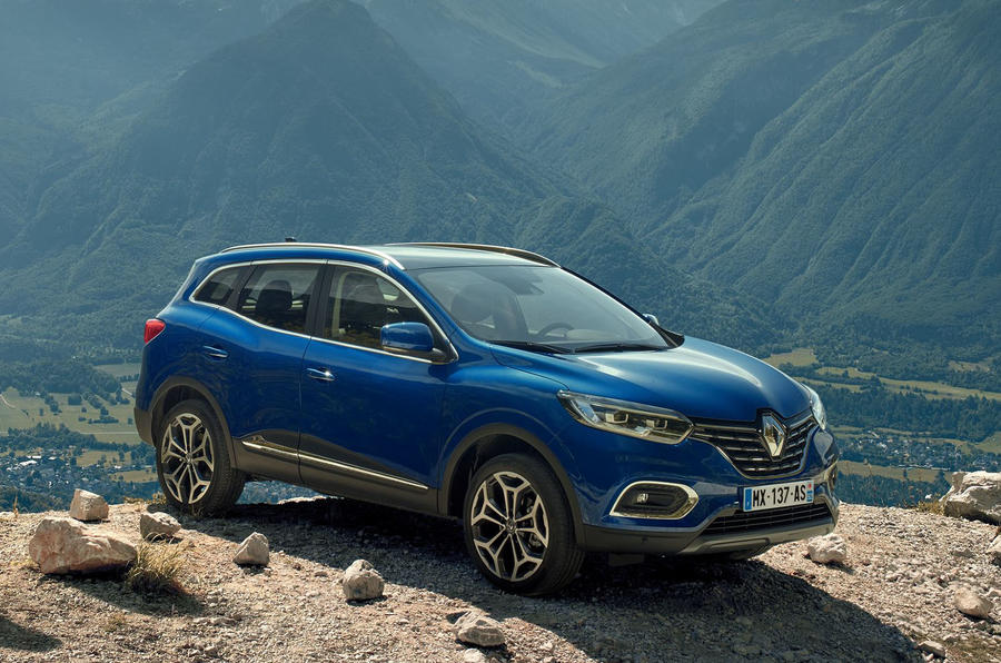facelifted renault kadjar gets revised engine line up autocar. Black Bedroom Furniture Sets. Home Design Ideas