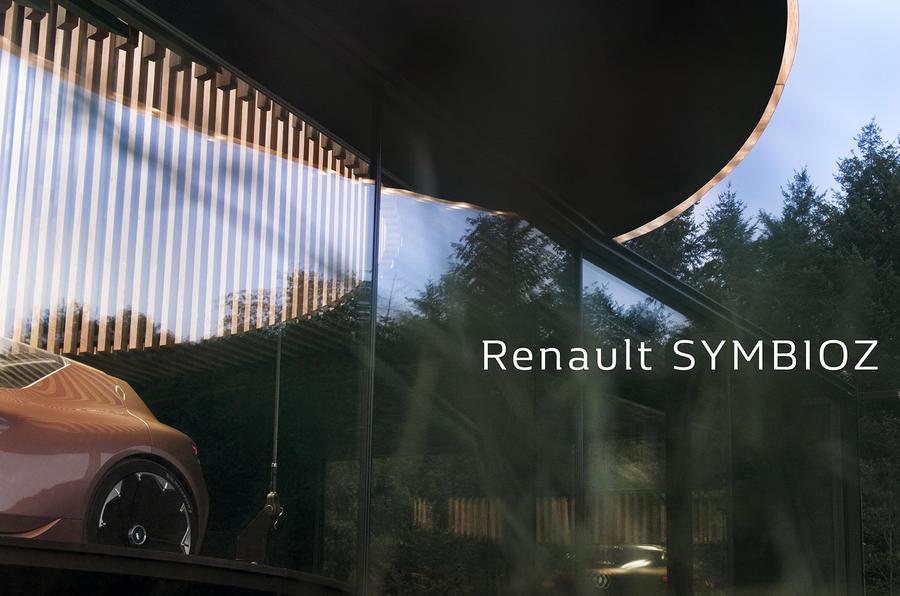 Renault previews radical hatchback concept ahead of Frankfurt motor show