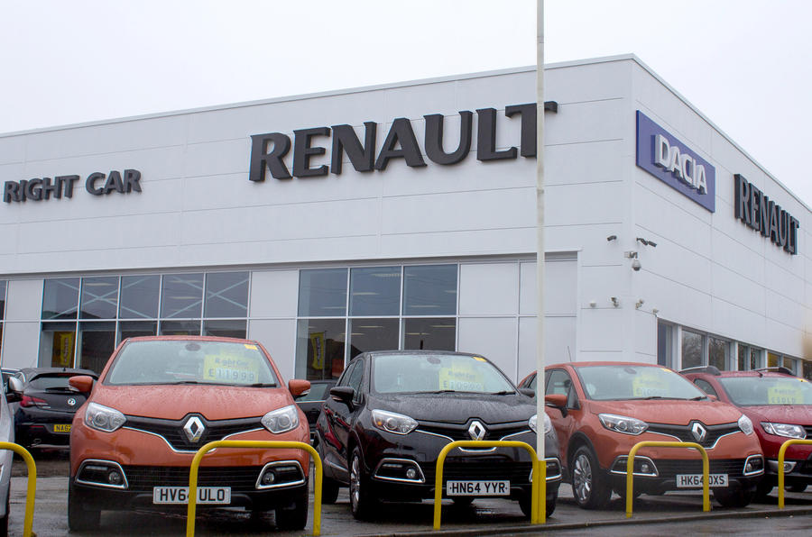 Renault overtakes Ford as Europe's second-largest car brand