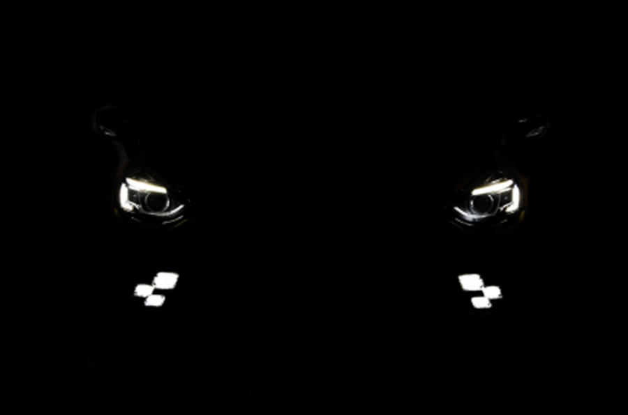 Renault Clio Renault Sport KZ 01 leaked picture official teaser
