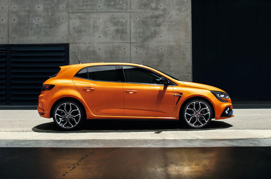 2018 renault megane. fine megane 2018 renault mgane sport hot hatch revealed with 276bhp  throughout renault megane t