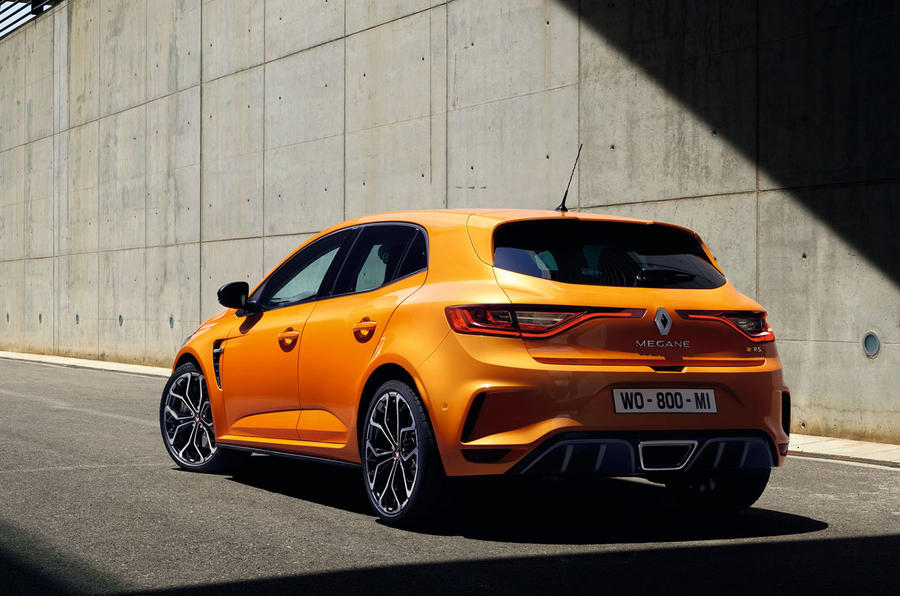renault megane rs 2018. beautiful megane 2018 renault mgane sport hot hatch revealed with 276bhp with renault megane rs r