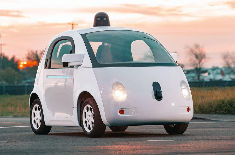 Is The Google Car In Trouble Autocar