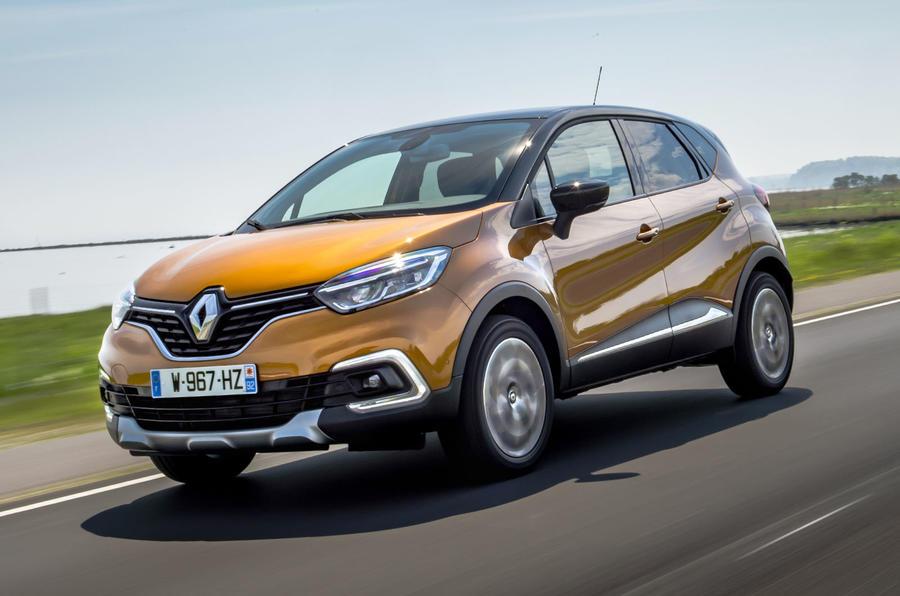 Renault captur review 2017