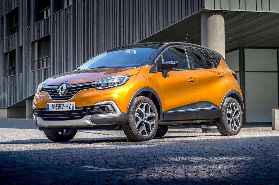 3.5 star Renault Captur