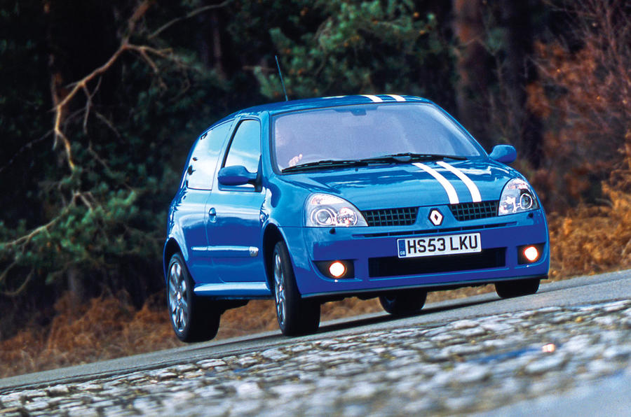 Renault Sport Clio Used Car Buying Guide Autocar