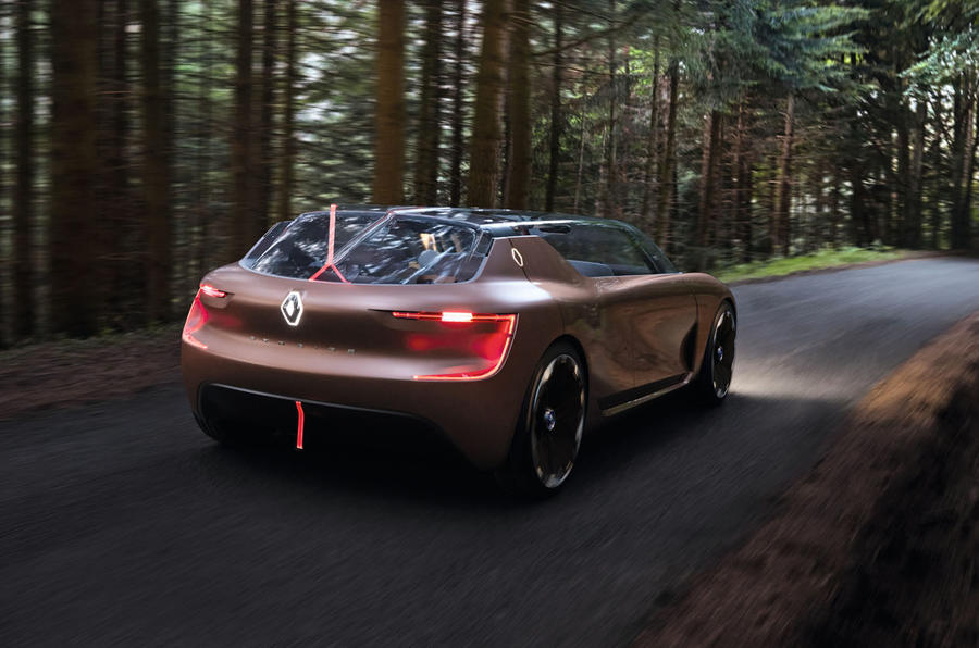 Renault Symbioz Concept Is Designed To Integrate With Your House