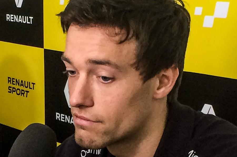 Renaultsport F1 Palmer