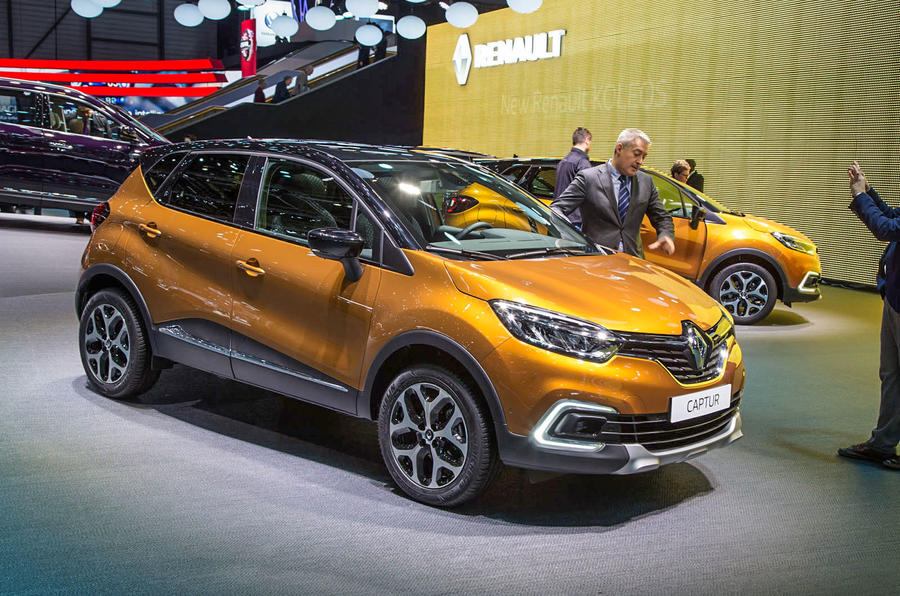 facelifted renault captur launches with starting price of 15 355 autocar. Black Bedroom Furniture Sets. Home Design Ideas