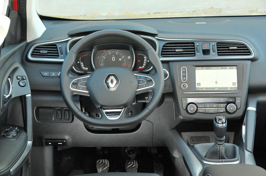 2015 Renault Kadjar 1.6 dCi 130 4WD review review | Autocar