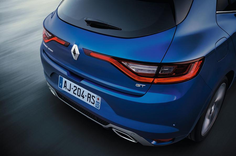 2016 Renault Mégane