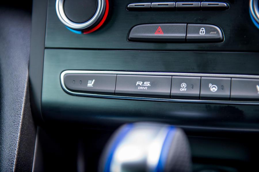 Renault Megane GT Nav RS dynamics