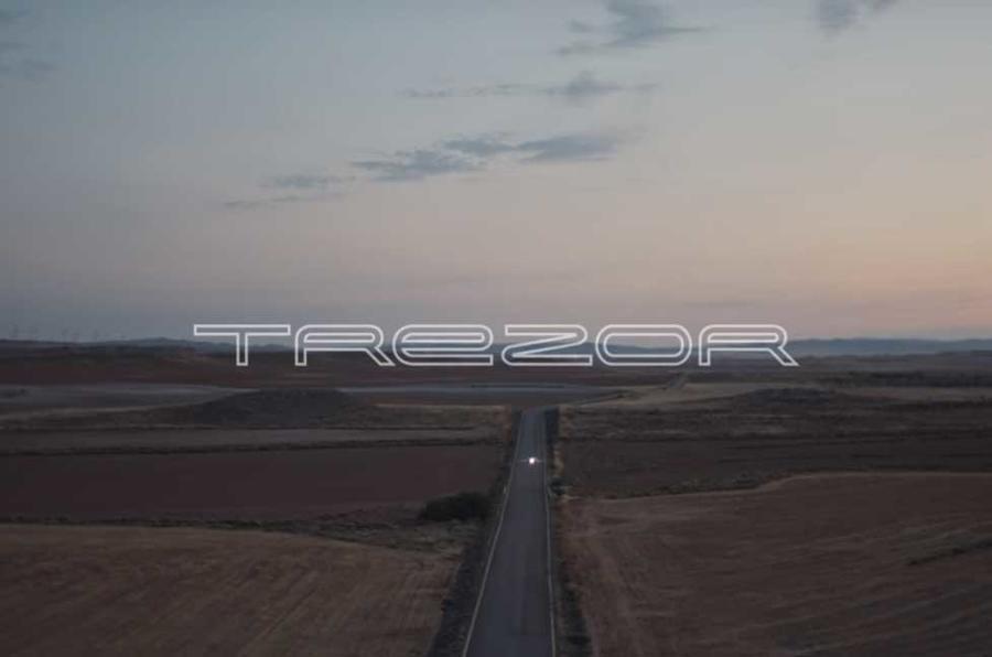 Renault Trezor autonomous