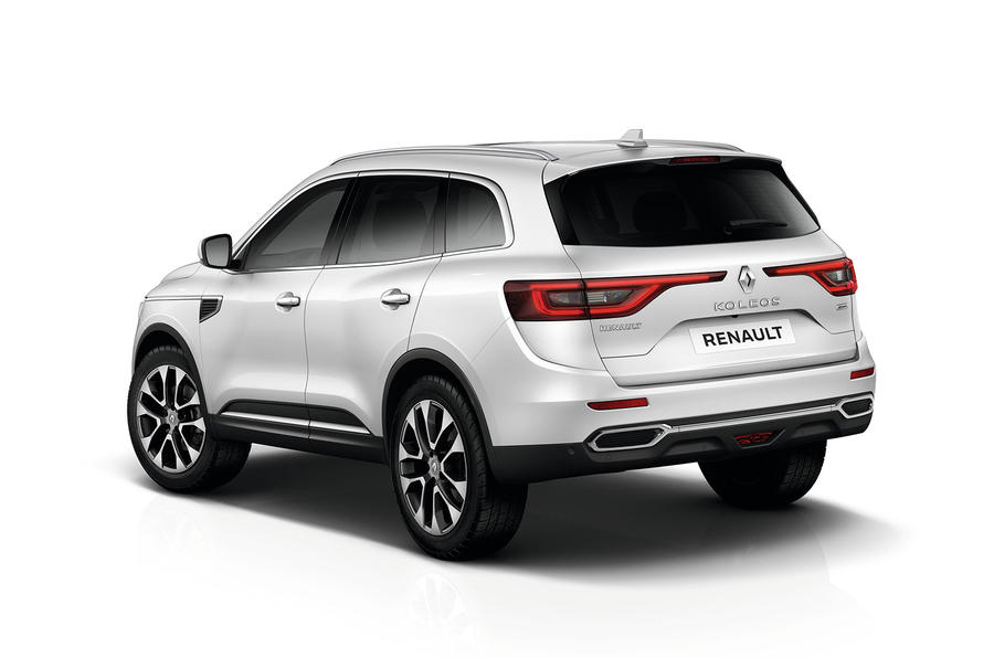 renault koleos uk specs confirmed as order books open autocar. Black Bedroom Furniture Sets. Home Design Ideas