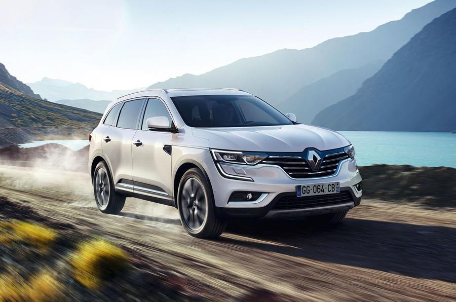 2017 Renault Koleos SUV to arrive in Europe this June ...