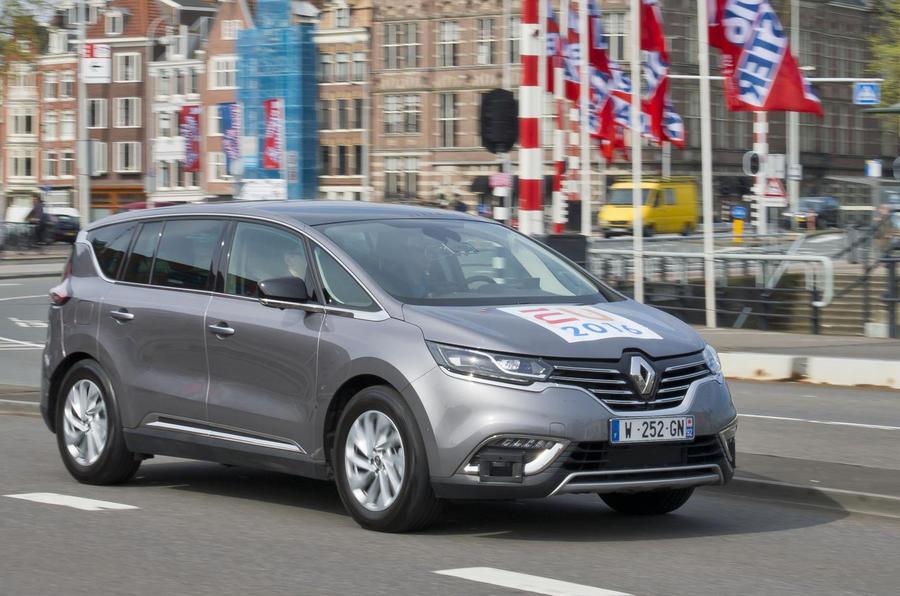 Renault Espace Autonomous Drive