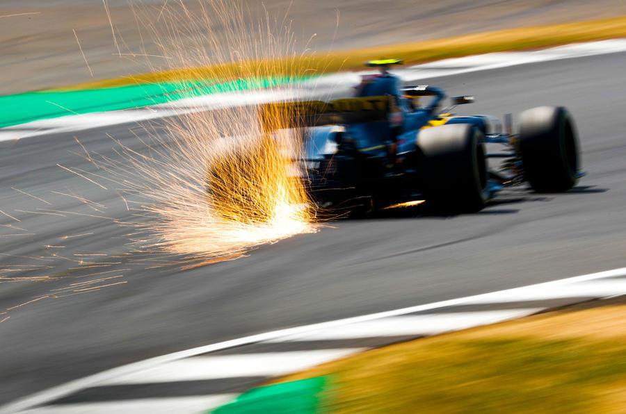 Renault F1 Silverstone