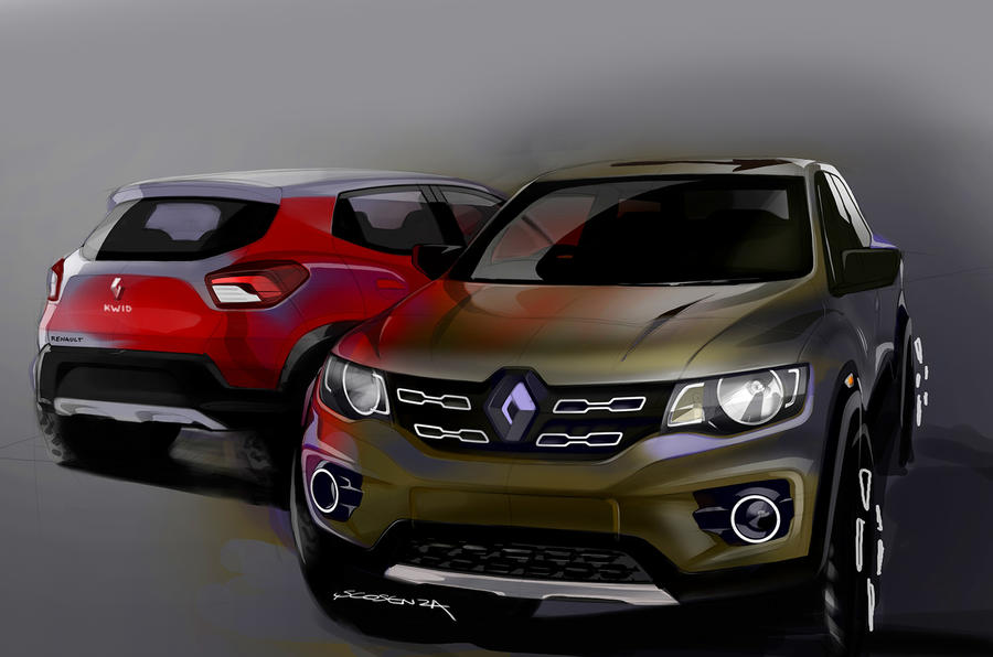 New Renault Kwid Hatchback Tested By Autocar India Autocar