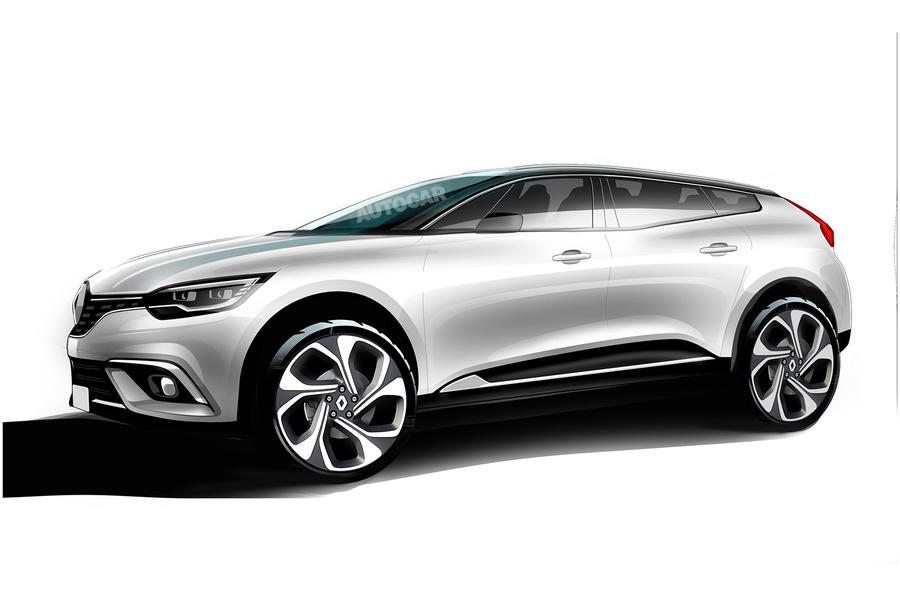 Renault Plots New Suv Coup 233 Autocar
